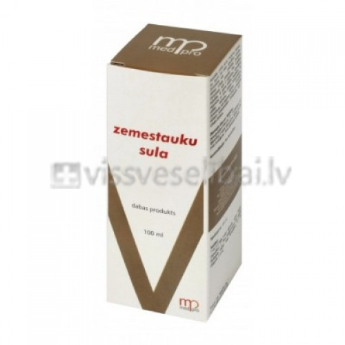 "Zemestauku sula ""MedPro"" 100 ml"